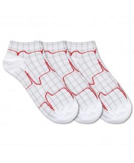 Socken Herzschlag 3er-Pack