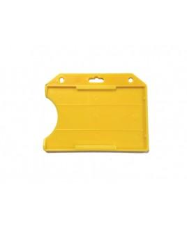 Kartenhalter Gelb