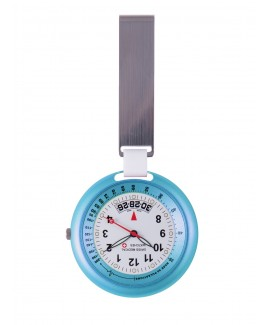 Swiss Medical Uhr Professional Line Hellblau