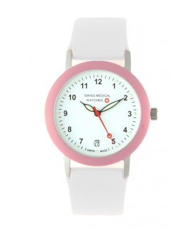 Swiss Medical Armbanduhr Rosa