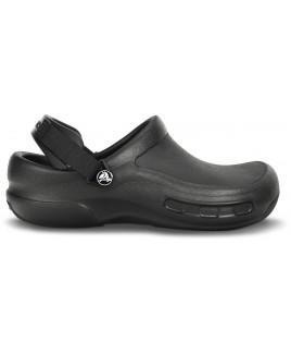 LAST CHANCE: size 4142 Crocs Bistro Pro Black