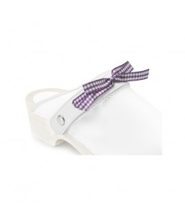 Click Straps Purple Lace